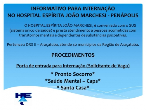 Noticia atencao-as-orientacoes-de-internacao-no-hospital-espirita-joao-marchesi